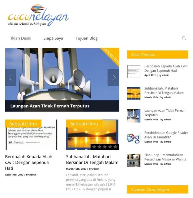 Cucunelayan.com